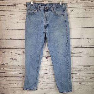 Carhartt Traditional Fit Medium Wash Blue Jeans